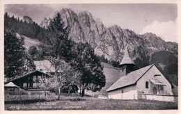 Abländschen, Kirche Und Gastlosen (Morel 621) - BE Berne