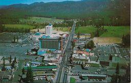 NV South Lake Tahoe, NV, Harvey's Resort Hotel AND WAGON - Etats-Unis