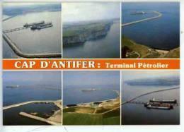 Saint Jouin Bruneval - Port Cap D'Antifer - Terminal Pétrolier - Multivues - Quais Déchargement - Other Municipalities
