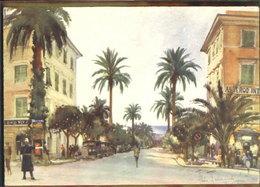 10607495 Nervi Nervi  Ungelaufen Ca. 1920 Genova - Italy