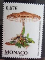 MONACO 2002 Y&T N° 2378 ** - 36e CONCOURS INTERNATIONAL DE BOUQUETS - Neufs