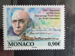 MONACO 2003 Y&T  N° 2398  ** - CENTENAIRE DE L'OUVERTURE AU POLE NORD D'UN PASSAGE...... - Unused Stamps