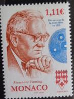 MONACO 2003 Y&T  N° 2407 ** - 75e ANNIV. DE LA DECOUVERTE DE LA PENICILINE - Unused Stamps