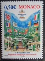 MONACO 2003 Y&T  N° 2417 ** - MONACO PHIL 2004, EXPOSITION PHILATELIQUE INTERNATIONALE - Monaco