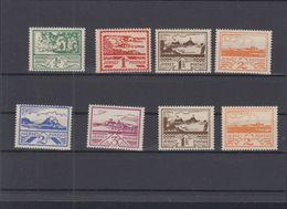 Lot Jersey Postfrisch(5) - Besetzungen 1938-45