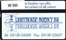 Telefoonkaart  LANDIS&GYR  NEDERLAND * RCZ.106  104H * Lighthouse Agency * TK * ONGEBRUIKT * MINT - Privé