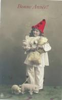 Cochon - Varken - Pig - Bonne Année - Pierot - NPG 1582 - 1910 - Pigs