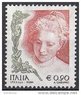 """Italia 2004 Blf. 2889  """"La Donna Nell ' Arte : ...Venere..."""" Quadro Dipinto Dal Veronese - MNH Manierismo Paintings - Nudes"""