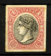 2431- España Nº 331 - 1850-68 Regno: Isabella II