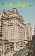 Bellevue Stratford Hotel In Philadelphia - Unused - VG Condition - 2 Scans - Hotels & Restaurants