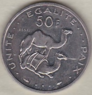 DJIBOUTI 50 FRANCS ESSAI 1977 KM# E 6 - Dschibuti