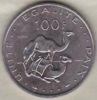 DJIBOUTI 100 FRANCS ESSAI 1977 KM# E 7 - Dschibuti