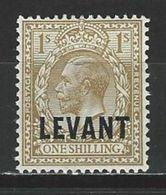 Brit. Levant SG L23, Mi 60 * - British Levant