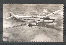 Dewoitine D. 338 / Carte Photo - 1919-1938: Fra Le Due Guerre