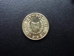 CHYPRE : 1 CENT  2003   KM 53.3     SPL - Cyprus