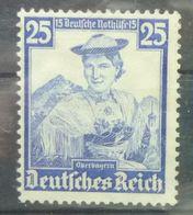 LOTE 1689  ///  (C060) ALEMANIA IMPERIO   YVERT Nº: 554 *MH  CATALOG.2014/COTE: 7 €       ¡¡¡¡¡ LIQUIDATION !!!! - Germany