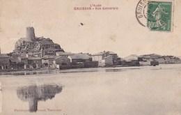 L Aude Gruissan Vue Generale 1923 - Autres Communes