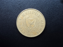CHYPRE : 5 CENTS  1983  KM 55.1   TTB - Cyprus