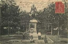 INDOCHINE  STATUE DE FRANCIS GARNIER - Vietnam