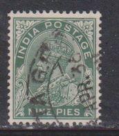 INDIA Scott # 135 Used - KGV Definitive - India (...-1947)