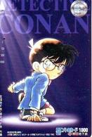 Carte Prépayée Japon - MANGA  (16.081) DETECTIVE CONAN * ANIME Japan Prepaid Card Quo Karte - Kino
