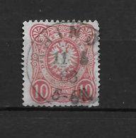 LOTE 1690  ///  (C025) ALEMANIA IMPERIO   YVERT Nº: 38 COTE: 1,50€     ¡¡¡¡¡ LIQUIDATION !!!! - Alemania