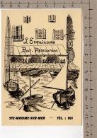 Sainte-Maxime-sur-Mer - L'Esquinade Sur Le Port - Bar-Restaurant - Restaurants
