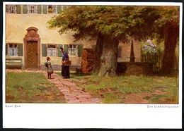 A8784 - Paul Hey - Der Lindenbrunnen - Ackermann Verlag - Nr. 6252 TOP - Hey, Paul