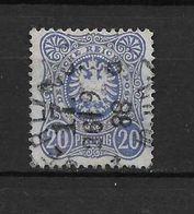 LOTE 1690  ///  (C025) ALEMANIA IMPERIO   YVERT Nº: 39  COTE: 1,50€     ¡¡¡¡¡ LIQUIDATION !!!! - Alemania