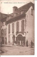 TARBES (65) - Maison Natale Du  Maréchal Foch - Boulangerie Amouroux - Tarbes