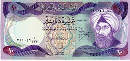 Iraq P.71 10 Dinars 1982 Unc - Iraq