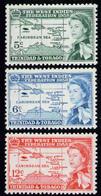 TRINIDAD & TOBAGO 1958 - Full Set MNH** - Trinité & Tobago (...-1961)