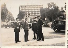 PHOTO ORIGINALE 6X9 MUSIQUE DE LE TRONQUAY NORON LA POTERIE A DINARD 1933  TIRAGE D'EPOQUE - Photos
