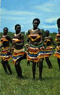 AFRIQUE   / OUGANDA      L 28   /   DANSEUSES  CPM / CPSM   10 X 15 - Oeganda