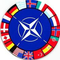 Sticker Nato        I 3256 - Stickers