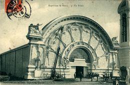 NANCY  Exposition  Un Palais - Nancy