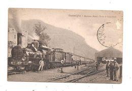 Ventimiglia-Stazione; Gare ; Train---(C.4269) - Autres Villes