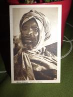 CARTOLINA AFRICA ORIENTALE NOMADE SUDANESE CPA AK - Eritrea