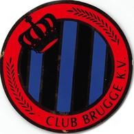 Sticker Voetbal  Club Brugge 1990       I 3268 - Stickers
