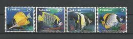 Tokelau 1995 Fish Of The Reef Y.T. 213/216 (0) - Tokelau