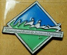 PIN * Mouvement Rural De Jeunesse Chrétienne - Ohne Zuordnung