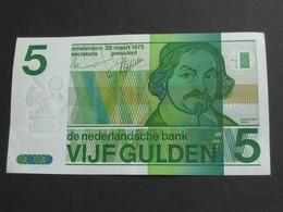 5 Vijf Gulden 1973 De Nederlandsche Bank  **** EN  ACHAT IMMEDIAT  **** - [2] 1815-… : Reino De Países Bajos