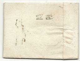 Cachet D'arrivée De NANTES (Loire Inférieure). Calendrier Républicain. 27 MESSIDOR (An 13) - Marcophilie (Lettres)