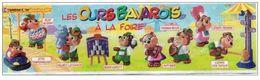 BPZ058 France : Série Les Ours Bavarois A La Foire - Notices