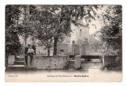 CPA   76  MARTIN L'EGLISE---AUBERGE DU CLOS-NORMAND---TRES RARE ? - Otros Municipios