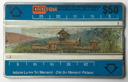 Old Palace - Malaysia
