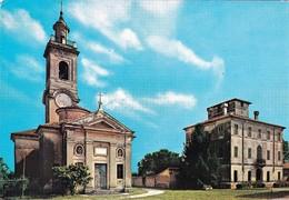 COLORNO (PR) - ORATORIO DI COPERMIO E CASINO DUCALE - F/G - V: 1976 - Italia