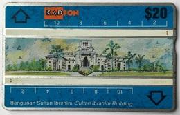 Sultan Building - Malaysia