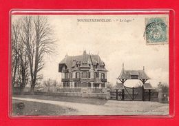 27-CPA BOURGTHEROULDE - Bourgtheroulde