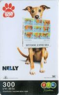 Mobilecard Thailand - 12Call - Movie,Film - Good Boy - Hund , Dog (4) - Kino